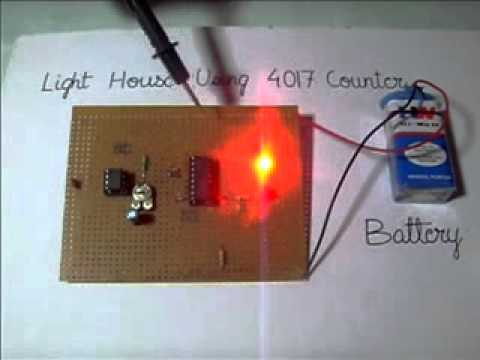 Elpedia Mini Project: Light House - YouTube