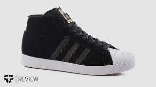 Adidas Pro Model Vulc ADV Skate Shoes Review - Tactics.com