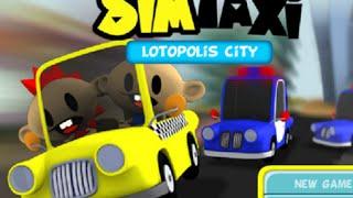 Sim Taxi Lotopolis City Full Gameplay Walkthrough