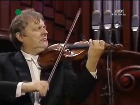 Mieczysław Karłowicz Violin Concerto in A Major Op  8