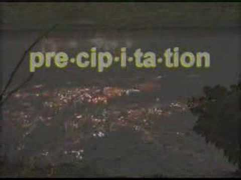 An old trailer for PRE-CIP-I-TA-TION