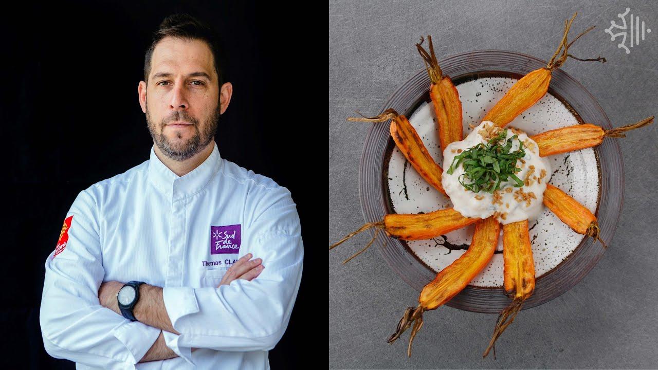 #CuisinezConfinés : les carottes rôties aux herbes fraîches