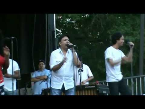 Our Latin Thing / New Swing Sextet @ Crotona Park Summerstage 2014