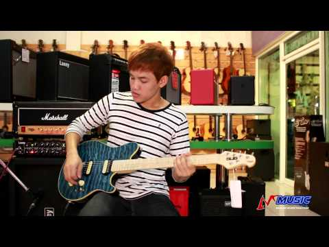 STERLING BY MUSIC MAN SUB SERIES AX3 By M-MUSICTHAI