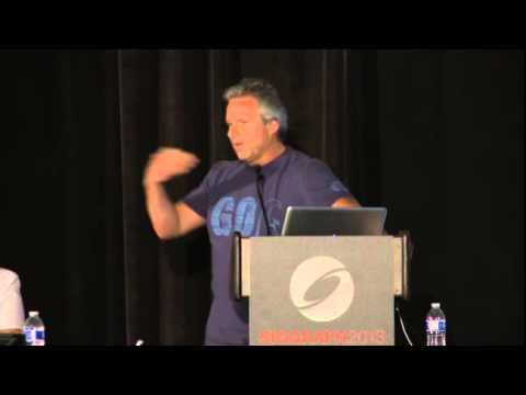 SIGGRAPH 2013 CGW Student Volunteer Get Connected! Session: John ('DJ') DesJardin
