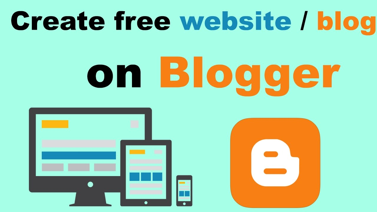 How to make a free Blog with Blogger? | how to create blog