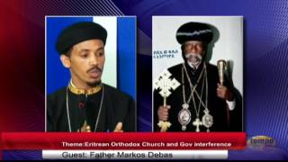 Tempo Afric TV - Eritrean Orthodox Church and Government interference Part 1