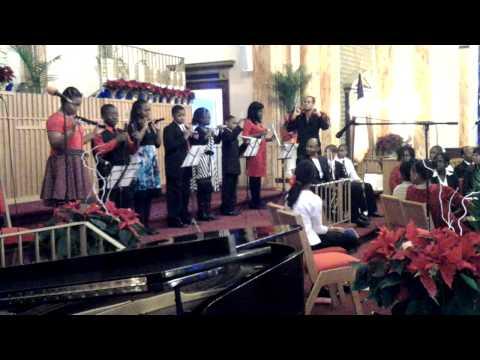 Linden SDA School Orchestra