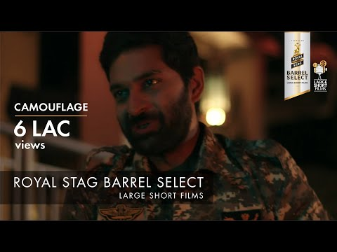 CAMOUFLAGE I PURAB KOHLI I SUMEET VYAS I ROYAL STAG BARREL SELECT LARGE SHORT FILMS