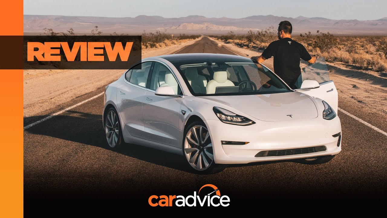 2019 Tesla Model 3 Performance Review And 0 100 Youtube
