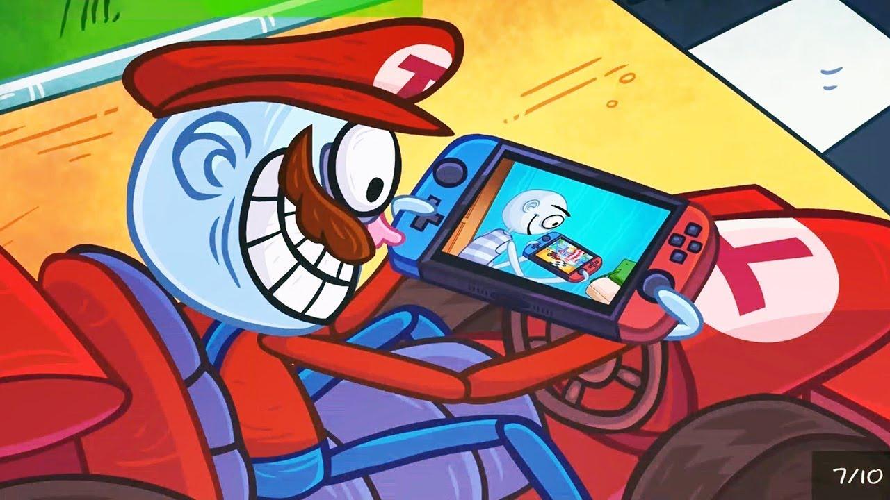 Troll Face Quest Video Games 2 Walkthrough All Levels ...