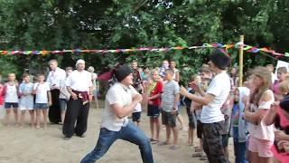 """Відео """"Корабелів.Інфо"""": козацькі забави на святі Івана Купала в Корабельному"""