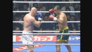 K-1 WORLD GP 2003 IN FUKUOKA 2003.7.13 マリンメッセ福岡.