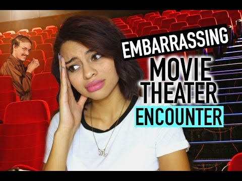 STORYTIME | EMBARRASSING MOVIE THEATER ENCOUNTER