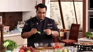 Hi Tea   Panzanella Salad   Chef Ajay Chopra