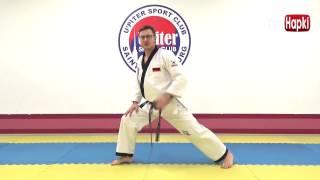 Hapkido warm up/Разминка в хапкидо