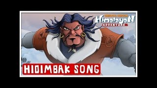 Aagayaa hai HIDIMBAK Song - Chhota Bheem Himalayan Adventure Movie