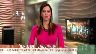 Gwen Stefani sírva kért bocsánatot Király Viktortól - 2015.11.12. - tv2.hu/mokka