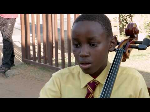 Panel 6: Buskaid School Soweto