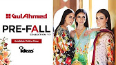 cf4e9d2292 Gul Ahmed Volume .2 Black and White Summer Collection 2017 Catalog ...