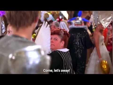 [Best Scene] Romeo and Juliet 1996 Leonardo diCaprio Claire Danes -