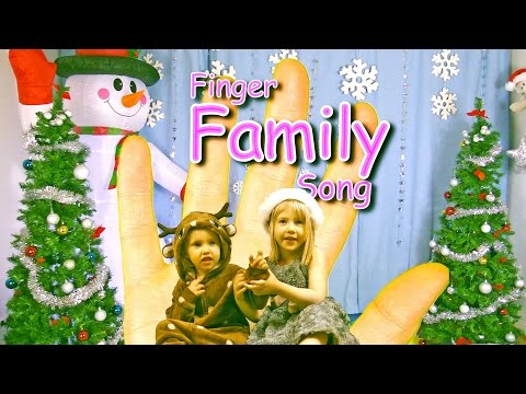 Finger Family Song | Little Blue Globe Band | Songs for the Family!