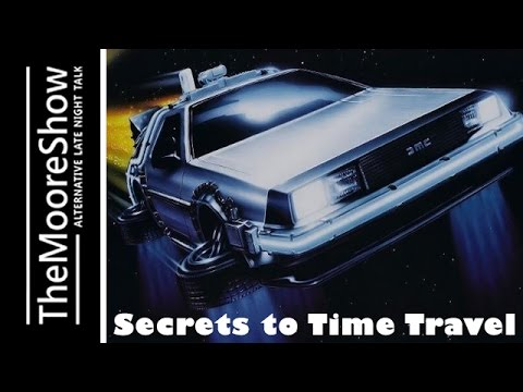 How to travel through time and space via the energy body, secrets of Time Travel