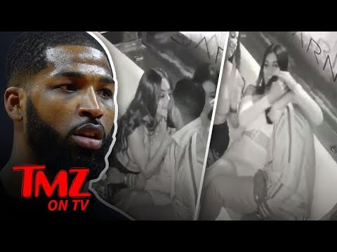 Video Of Tristan Thompson Cheating On Khloe Kardashian! | TMZ TV