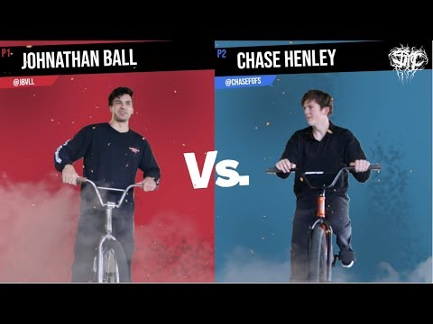 FGFS Game Of BIKE | Johnathan Ball VS Chase Henley