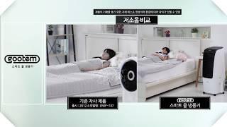 대웅모닝컴 굿템 : 냉풍기 04 비교시연