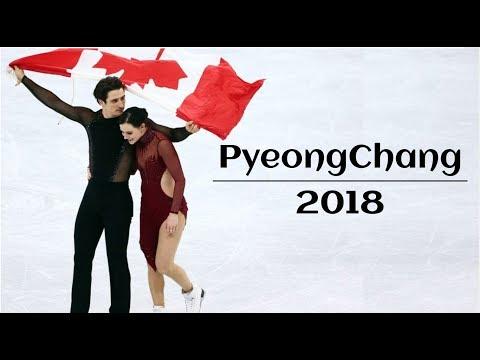 Tessa and Scott PyeongChang 2018