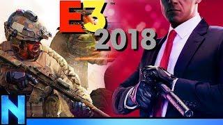 E3 2018 - Hitman 2 & Insurgency Sandstorm Hands On!