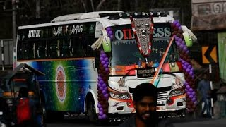 3 YEARS OF VILLAINISM| ONENESS TRAVELS TOURIST BUS  LOVERS AKHIL KOLLAM