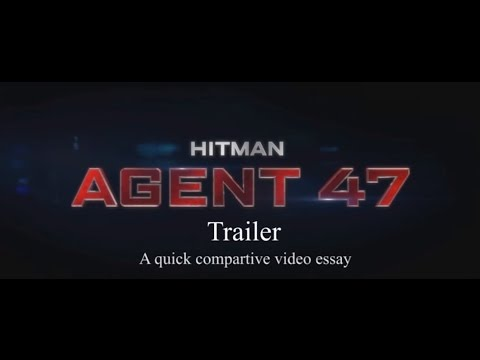 Hitman: Agent 47 (Aleksander Bach, 2015) Trailer: A quick comparison Mp3