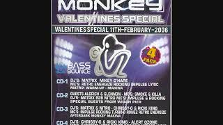 NEW MONKEY  VALENTINES DAY 06 CD 4