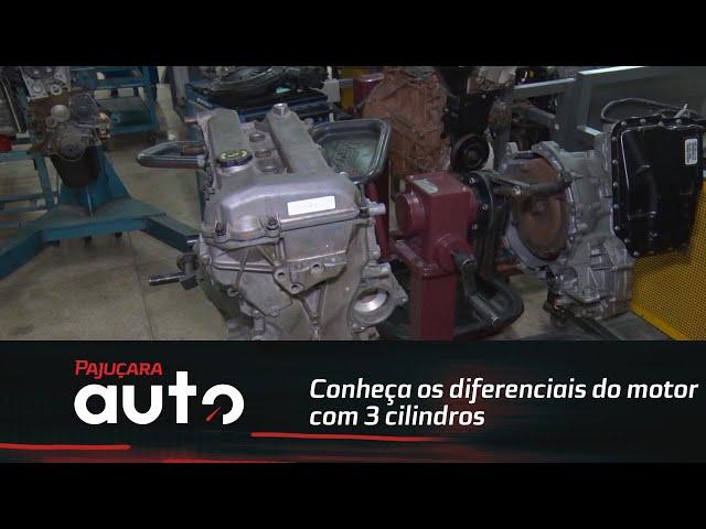 Auto Dia: Conheça os diferenciais do motor com 3 cilindros