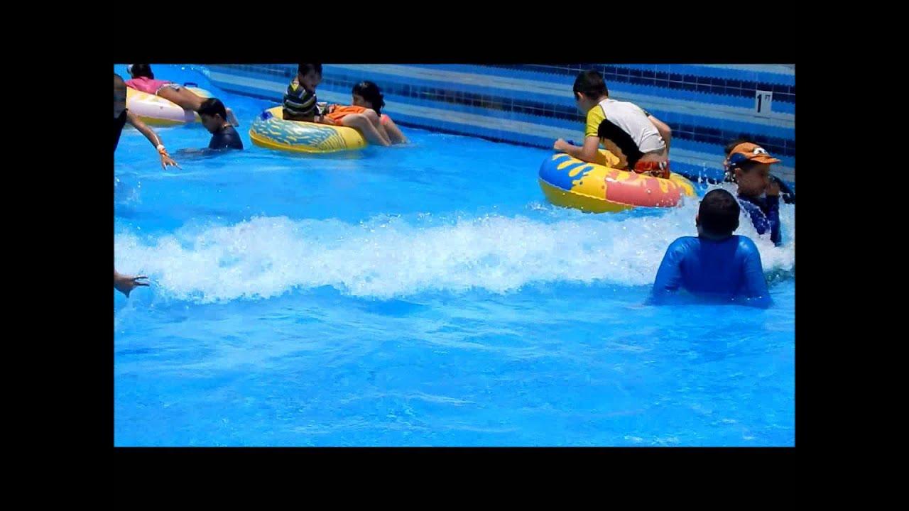 Vr excursi n a la piscina de olas a asco p r youtube for Piscina de olas