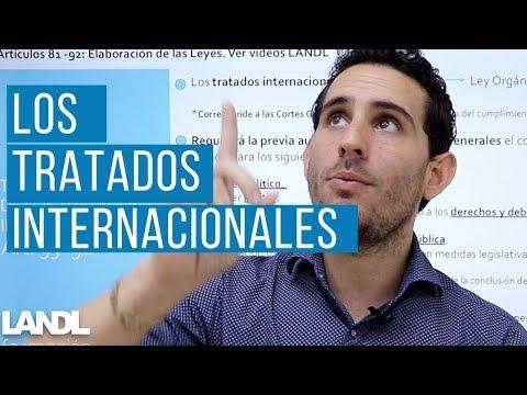 Los Tratados Internacionales y la Constitución Española de 1978