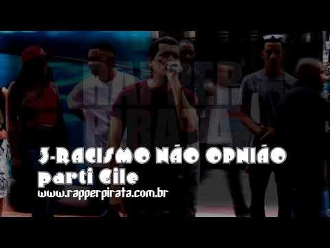 RAPPER PIRATA  -  COLETANEA RAP, RIMA, VIDA