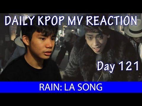 RAIN (비) - La Song MV Reaction