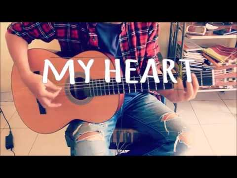 My Heart (Acha Septriasa & Irwansyah) - Fingerstyle cover