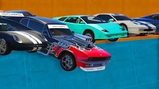 8938534 COCHES!! - CARRERA GTA V ONLINE - GTA 5 ONLINE
