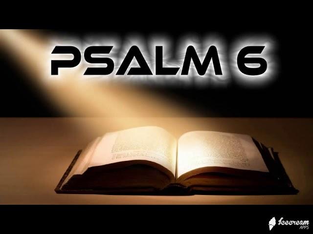 Psalm 6 (live) door Maranatha