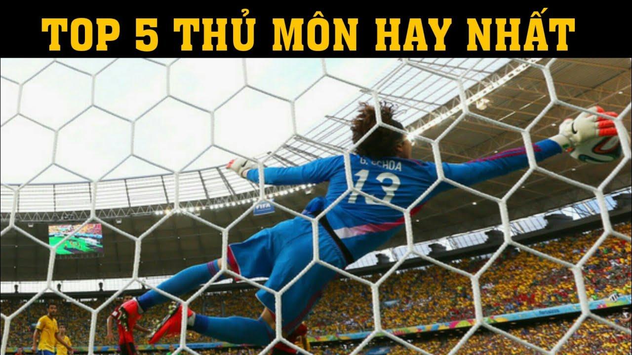 TOP 5 THỦ MÔN ĐÁNG MUA NHẤT FIFA ONLINE 3