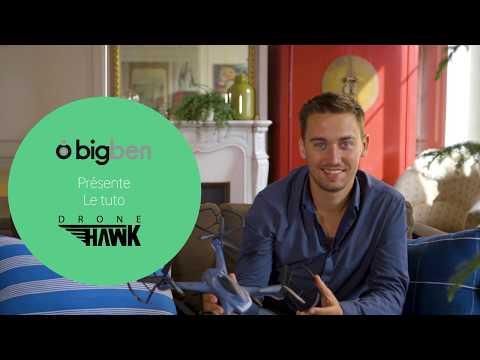 Tutoriel : Le drone Bigben Hawk avec le champion du monde 🥇 Dunkan Bossion
