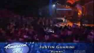 Watch Justin Guarini Sunny video