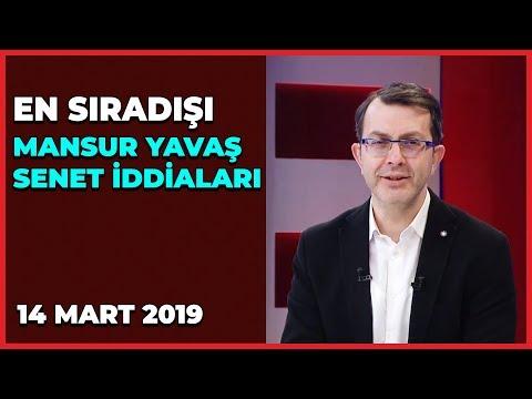 En Sıradışı - Turgay Güler | Hasan Öztürk | Ekrem Kızıltaş | Emin Pazarcı | 14 Mart 2019