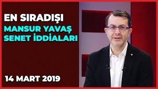 En Sıradışı Turgay Güler   Hasan Öztürk   Ekrem Kızıltaş   Emin Pazarcı   14 Mart 2019