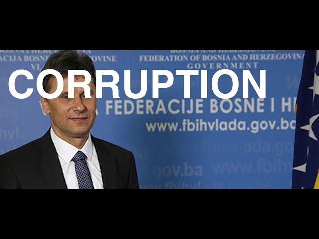 Récit: Corruption en Bosnie