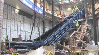 Chinook Winds Casino Resort - Escalator Replacement Project